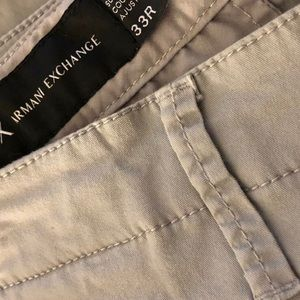 Men's Arminian exchange pants